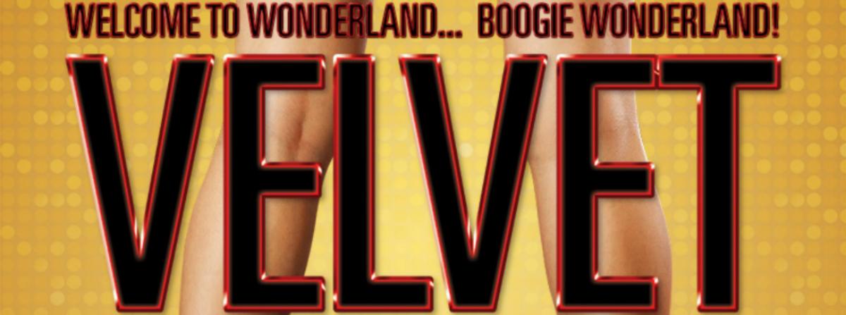 Velvet website banner